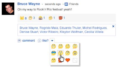 Like? - nova Orkut značajka