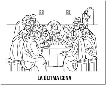 LA ULTIMA CENA 21444