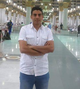 الصحفي الرياضي إبراهيم عبد الغفار ورؤيته للصحافة الإلكترونية