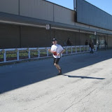 Our old friend, Joel - nicely done!!! I believe this was his first marathon, too.