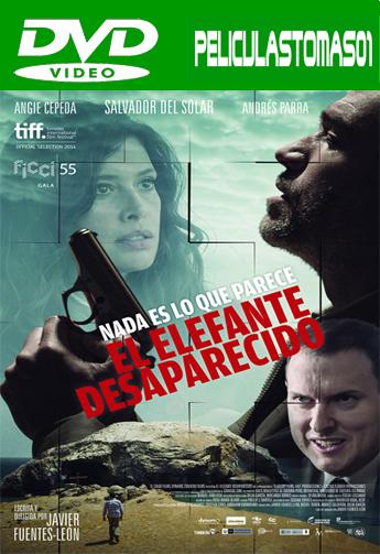 El elefante desaparecido (2014) DVDRip