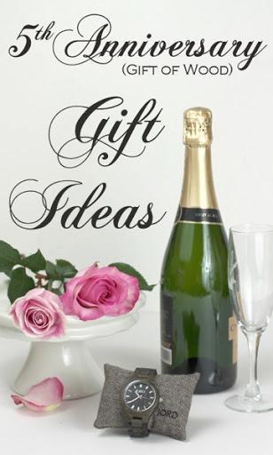 5th Wedding Anniversary Gift Ideas 18 Stunning th anniversary gift of