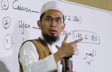 "Ustad Adi Hidayat Marah Karena Difitnah, ""Jangan Siapkan Materai Kita Bertemu di Pengadilan"""