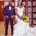 Shaproper: Checkout First photos from the white wedding of OAP Gbemi Olateru-Olagbegi & Falz Manager, Femi Ajayi