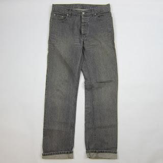 *SALE*  Helmut Lang 33x35 Grey Jeans