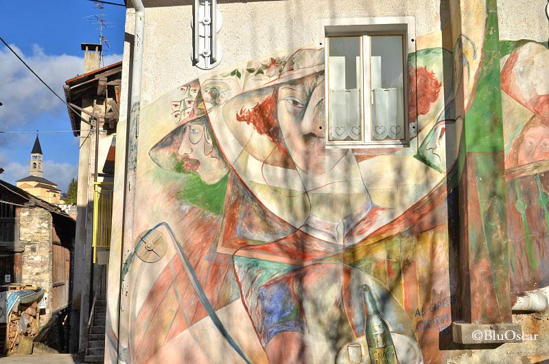I murales di Cibiana 30 01 2019 N24