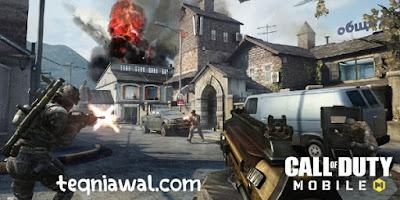 Call of Duty - أفضل ألعاب الايفون 2022