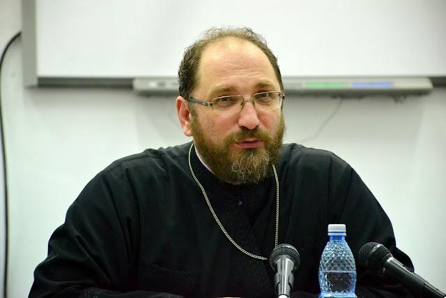 Pr. Constantin Necula despre tineri, FTOUB 184
