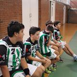 OAR Gràcia - C.A. Sabadell Handbol, inf. masc. (10/10/15)