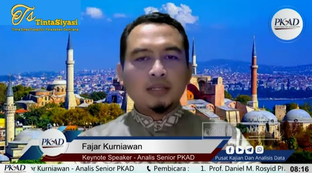 Analis Senior PKAD: War on Terrorism Sesungguhnya adalah Perang Melawan Islam