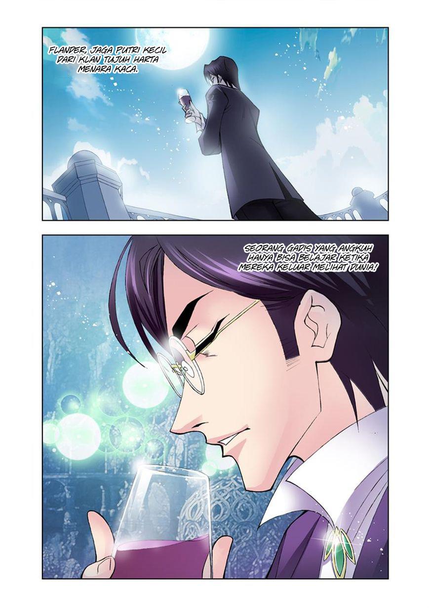Baca Manga Soul Land Chapter 18 Komik Station