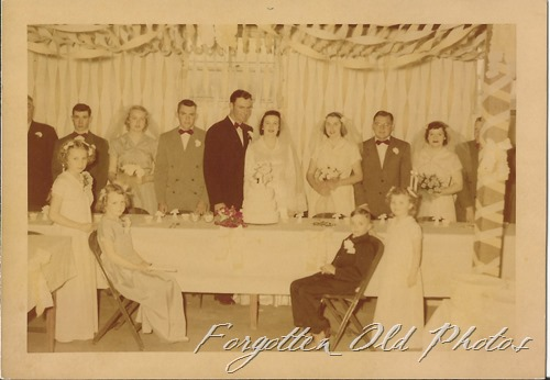 Wedding June 3 1951 Moorhead Antiques