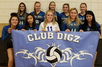 Club Digz 17 National 2017-2018