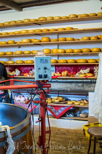 Clara Maria Cheese Farm & Clog Factory - Netherlands