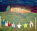 Summer-sun Clothesline by T.J.