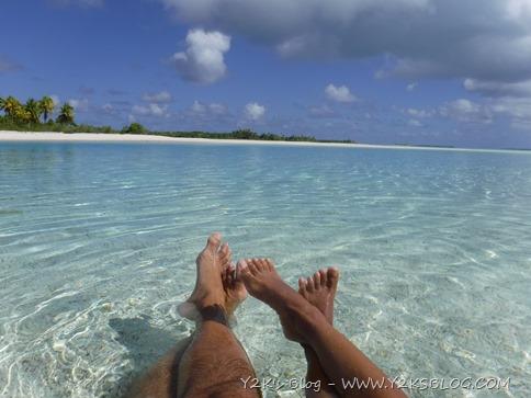 La nostra piscina personale - Tahanea SE