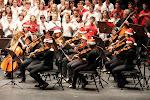 Concierto de Navidad - 21/12/2011- Teatro Regio - Fotos: Jesús Latorre