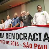 Plenária das Centrais Sindicais pela Democracia