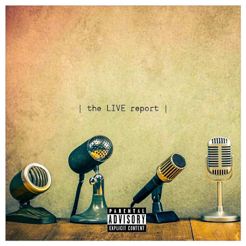 M.I. Abaga teams up with AQ on New EP titled The Live Report