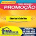 Promoção da Semana da Casa Predileta em Ruy Barbosa. Concorra a um vale compra de R$ 200,00