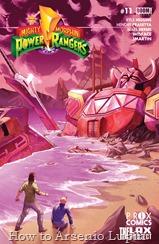 Mighty Morphin Power Rangers 011-000