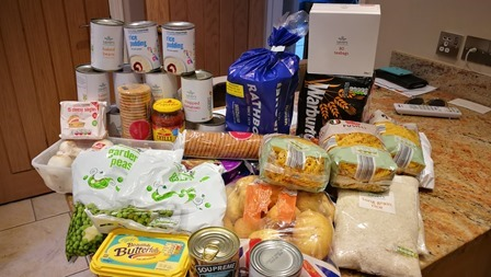 The Food for 2018's '£1-a-Day' Event