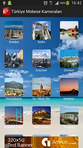 Türkiye Mobese Kameraları