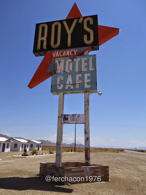 Ruta 66, Los Angeles-Amboy