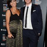 OIC - ENTSIMAGES.COM - Frankie and Wayne Bridge at the  the BT Sport Industry Awards at Battersea Evolution, Battersea Park  in London 30th April 2015  Photo Mobis Photos/OIC 0203 174 1069