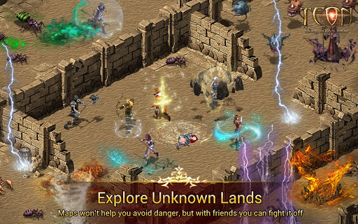 Teon - All Fair Hardcore ARPG screenshot 18