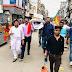 आज शाम को 6:00 बजे भाजपा युवा मोर्चा द्वारा सराफा बाजार से  अग्रसेन चौराहे तक वचन पत्र की  अर्थी निकाली