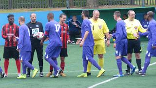 1/4 de finale Coupe FSGT DELAUNE : FC CLICHY - USIF CENTRE VILLE
