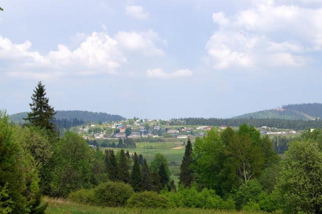 Sianki, Bieszczady