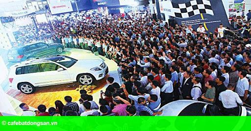 Hình 1: Đổi cách tính thuế ô tô: Giá bán liệu có tăng?