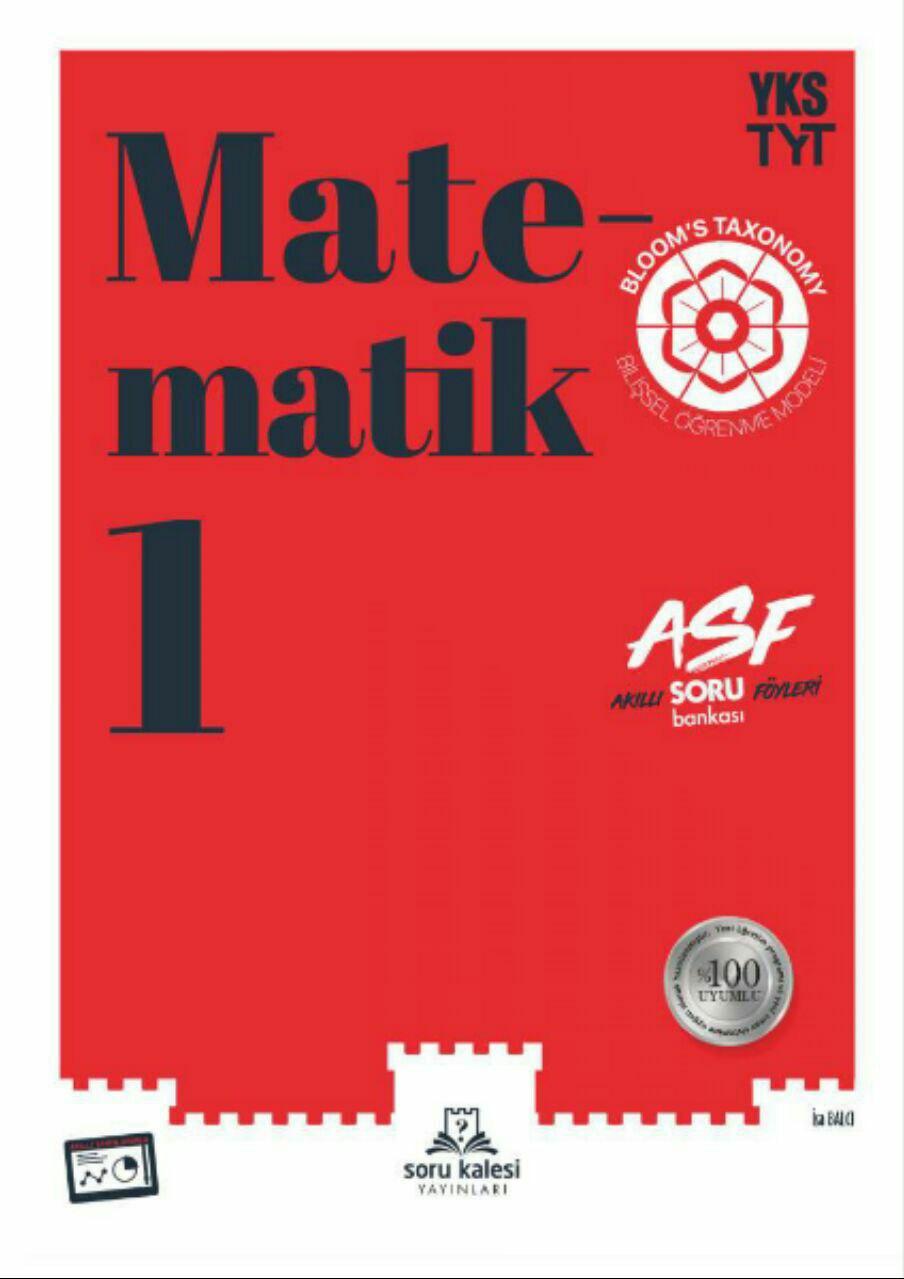 Soru Kalesi TYT Matematik Soru Bankası