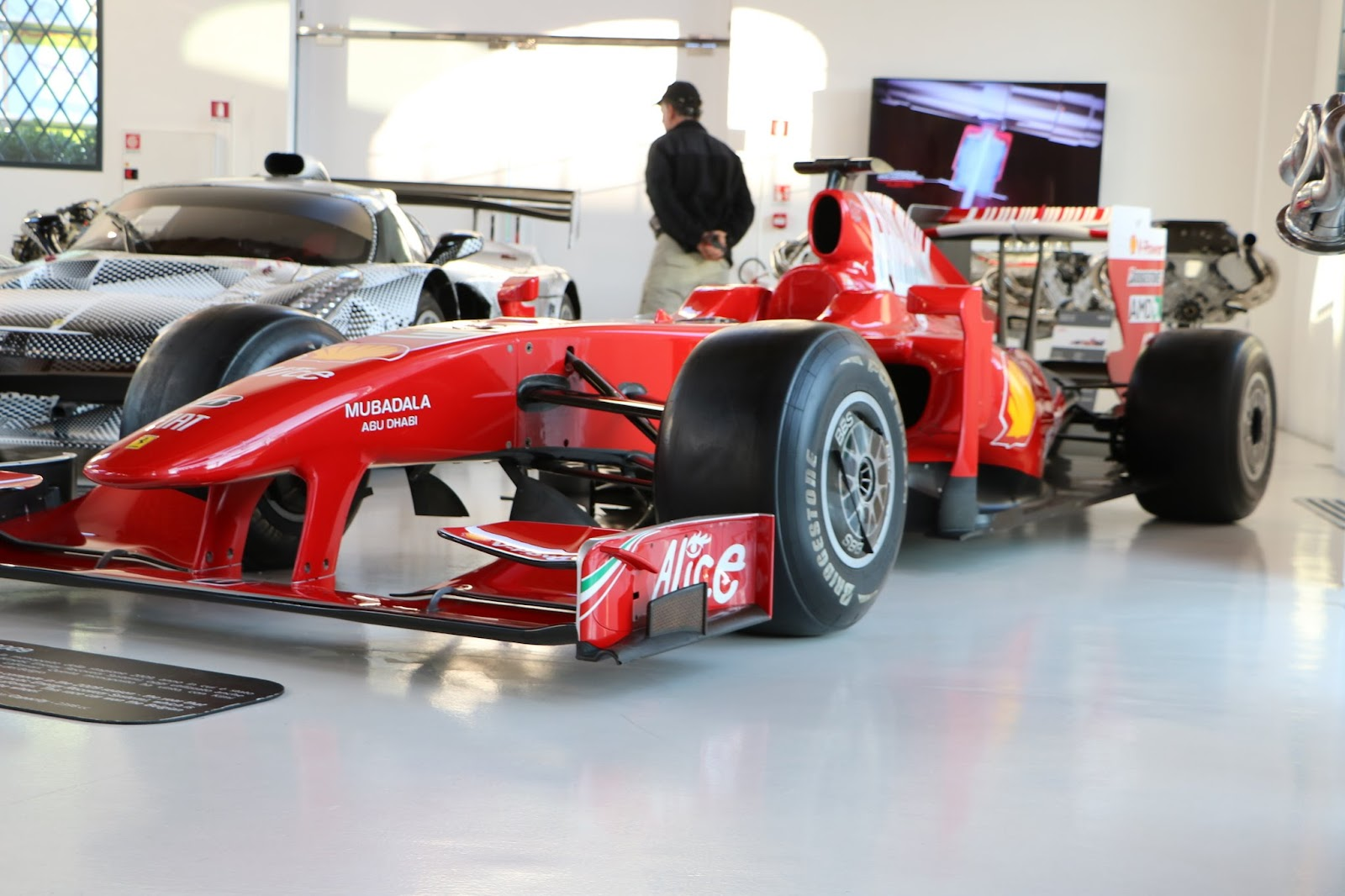 Modena - Enzo Museum 0268 - Massa F1 Car.jpg