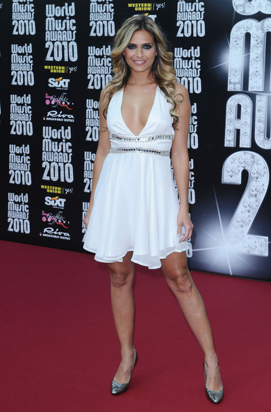 Clara Morgane World Music Awards 2010 3, Clara Morgane