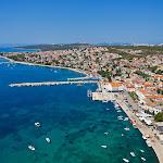 Chorwacja/Wyspa Pag/Novalja- Hotel Loża
