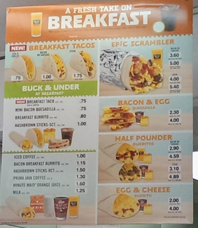 Fast Food Breakfast Wars - Kirbie's Cravings