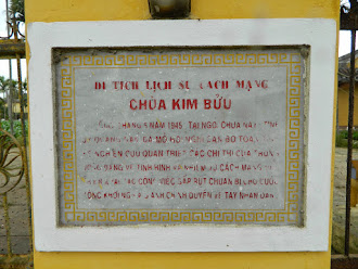 Di tích lịch sử cách mạng chùa Kim Bửu