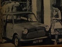 Austin Seven 1960
