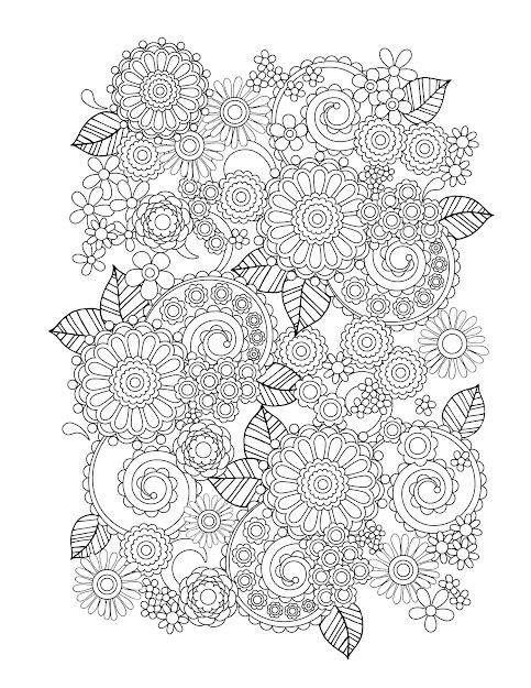 Adult Coloring Books Relax Unwind  Rediscover This Favorite Childhood  Activity