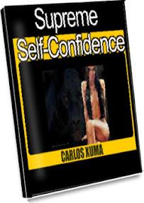 Cover of Carlos Xuma's Book Supreme Self Confidence