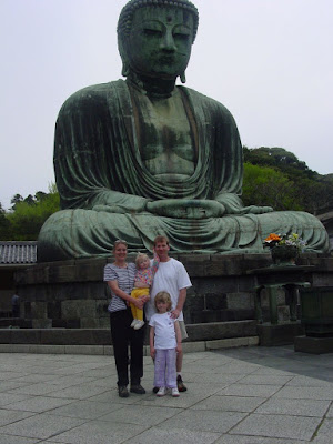 Family on the Loose in Japan