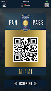 ICC Fan Passport- screenshot thumbnail