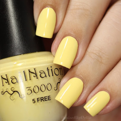 NailNation 3000 Honey Put The Seat Down