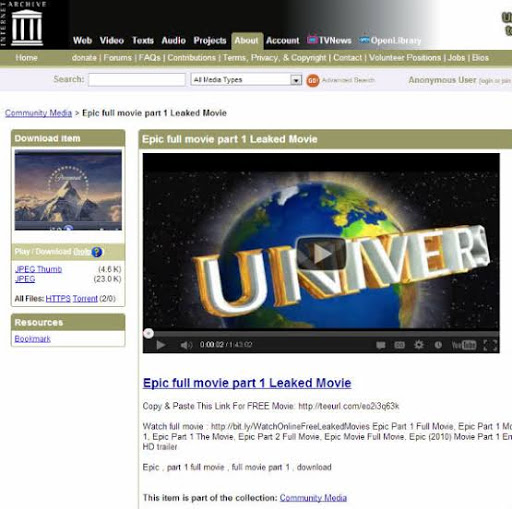14 websites to download and watch full HD movies for free