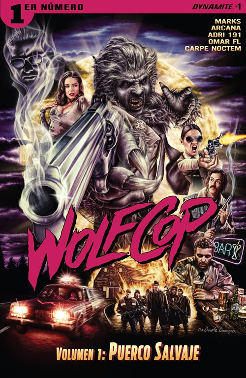 Wolfcop #1_01 By Adri 191 & Omar FL