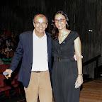 Dr. Renato Veras (Diretor da UnATI/UERJ) e a Dra. Tania Guerreiro Workshop Oficina da Memoria - UnATI/UERJ 16 de setembro de 2015