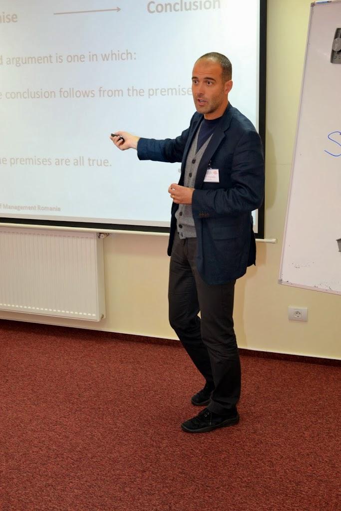 Critical Thinking, Master Class with Radu Atanasiu 093